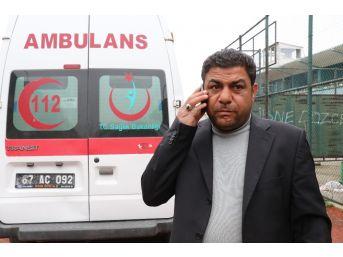 Ambulans Gelmeyince Otomobilde Doğan Yamaç Bebek, Helikopterle Konya'ya Sevk Edildi