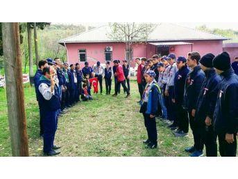 Ceyhun Gençlik Spor Ve İzcilik Kulübü Kadirli Kampını Tamamladı