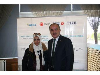 Pamukkale Termal Turizmde Türkiye'de Bir Numara Olmaya Aday