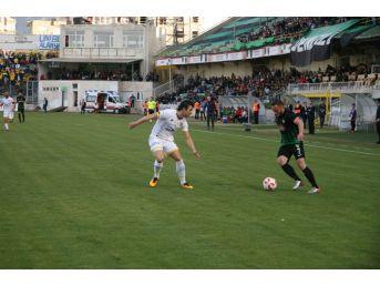 Spor Toto 1. Lig: Denizlispor: 3 - Mke Ankaragücü: 1