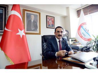 Vahap Osmanoğlu, Kantinlerde Uygun Olmayan Ürünler Satılıyor İddialarına Cevap Verdi
