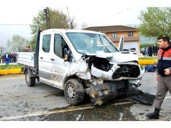 Ödemiş'te Feci Kaza: 3 Ölü, 1 Ağır Yaralı