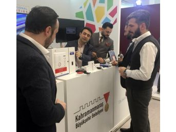 Akıllı Şehirler Konferansı'nda Kahramanmaraş'a Yoğun İlgi