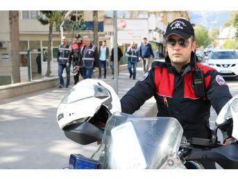 Kahramanmaraş'ta 'huzur' Uygulaması: 18 Kişi Yakalandı