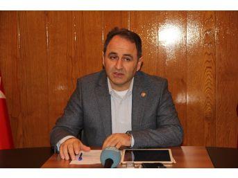 Ak Parti Kastamonu Milletvekili Murat Demir,