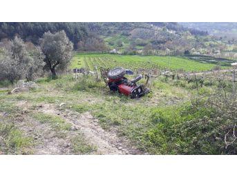Sakarya'da İki Ayrı Traktör Kazası: 2 Ölü