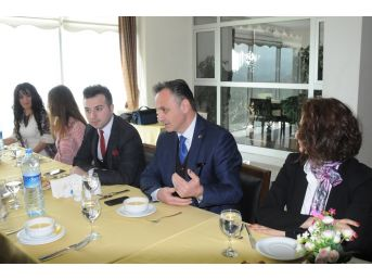 Dika, Şırnak'ta Basınla Bir Araya Geldi