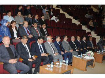 Şırnak'ta 'istihdam Ve Yatırım Olanakları' Paneli