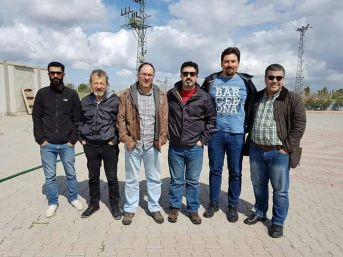 Tatarlı Höyük'e Ziyaretçi Akını
