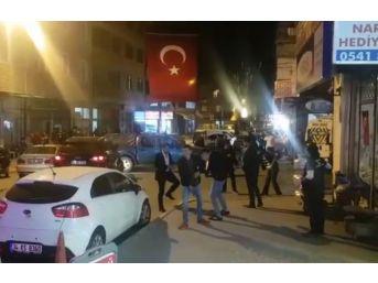 Sultanbeyli'de Asker Uğurlamasında Silah Sesleri Korku Dolu Anlar Yaşattı