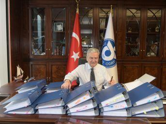 """Demirtaş'tan """"ito Seçimlerinde Sonuna Kadar Varım"""" Açıklaması"""