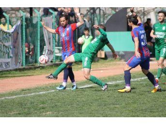 Ödemişspor, Şampiyonluğu Son Maça Bıraktı