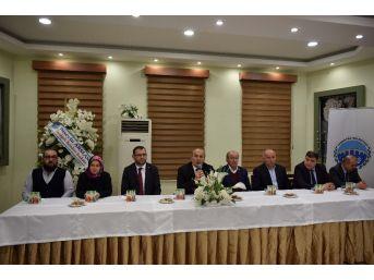 Başkan Arslan, Ak Parti Teşkilatıyla Bir Araya Geldi