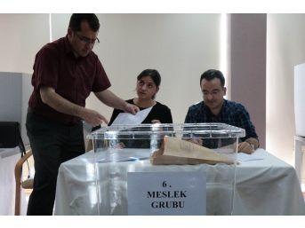 Tso Seçimlerinde Ekicioğlu Güven Tazeledi