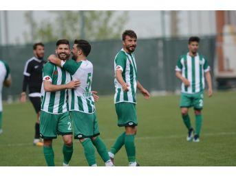 Tff 3. Lig: Manisa Bbsk: 4 - Kozan Belediyespor: 2