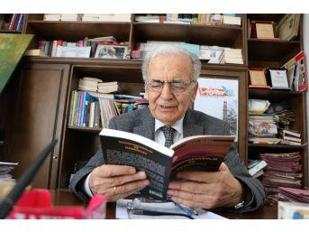 88 Yaşındaki Niğdeli Yazarın 30'cu Kitabı Yayınlandı