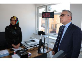 Ehliyet Ve Pasaport İşlemleri Nüfus Müdürlüğüne Geçti