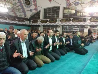 Başbuğ Türkeş Samsun'da Dualarla Anıldı