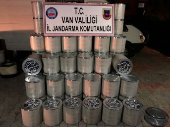 Jandarma, 4 İlçede 15 Bin 808 Paket Kaçak Sigara Ele Geçirildi