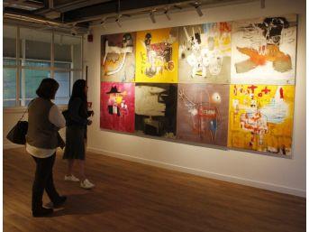 "Harun Antakyalı Resim Sergisi ""inovasyon"" Galeri Güven'de"