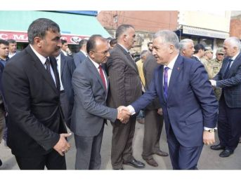 Başkan Köksoy Taziye Ziyaretinde Bulundu