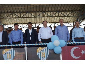 Bal'a Çıkan Didim Belediyespor Kupasını Törenle Aldı