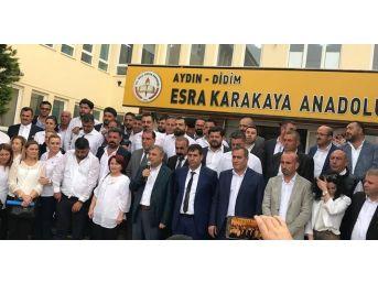 Didim Ticaret Odası'nda Komite Seçimleri Tamamlandı