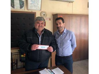 Digiad İhtiyaç Sahibi Vatandaşların Yardım Çeklerini Teslim Etti
