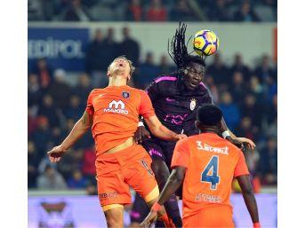 Galatasaray İle Medipol Başakşehir 20. Randevuda