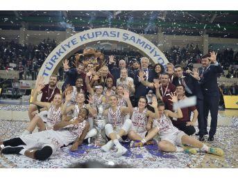 """Zafer Kalaycıoğlu: """"final Four Hedefimizi Gerçekleştirdik, Gözümüz Şampiyonlukta"""""""