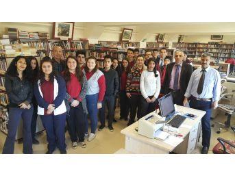 Ödemiş Halk Kütüphanesi İzmir'de İlk Sıralara Yerleşti