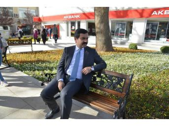 Belediye Başkanı Yaşar Bahçeci: