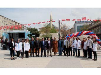 Kırşehir'de Sağlık Haftası