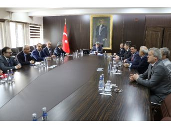 Zonguldak'ta Teknopark Protokolü İmzalandı