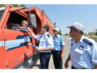 Ankara Büyükşehirden Çevre İlçelere Bir Destek Daha