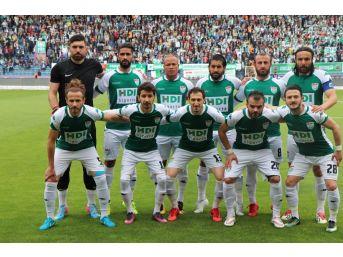 Kırşehir Belediyespor 3. Lig'e Yükseldi