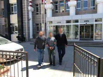 Cezaevi Firarisi Kuşadası'nda Yakalandı