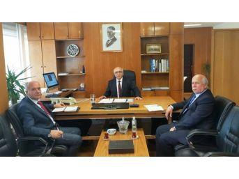 Başkan Bahçavan'dan Dursunbey'e Üst Geçit Müjdesi