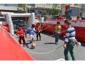 Nilüfer'de Spor Dolu Bir Gün