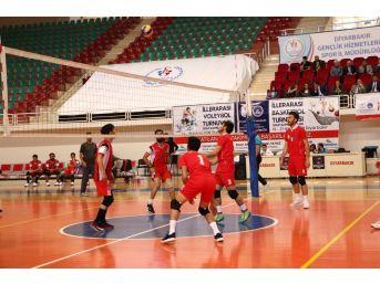 Diyarbakır'da Spor Turnuvaları Başlıyor
