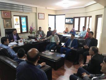 Gezer, Bağlar'da Seçim Çalışmalarına Başladı
