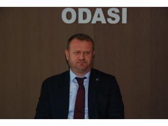 Tarım Bakan Yardımcısı Danış, Edirne'de Stk Temsilcileriyle Görüştü