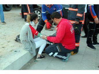 Elazığ'da Kamyonet İle Otomobil Çarpıştı: 7 Yaralı