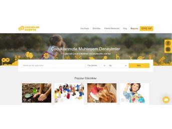 Çocuklara Özel Teknoloji Platformu Açıldı