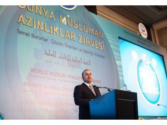 """Mevlüt Çavuşoğlu: """"24 Haziran Seçimlerinin Türkiye'yi Daha Güçlü, Daha İstikrarlı Yapacağına İnanıyoruz"""""""