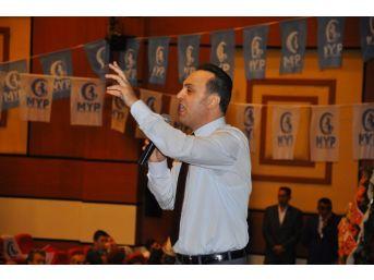 Myp Lideri Ahmet Reyiz Yılmaz: