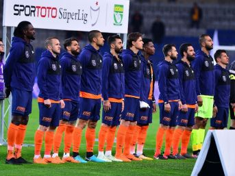 Spor Toto Süper Lig: M.başakşehir: - Kayserispor: (maç Devam Ediyor)