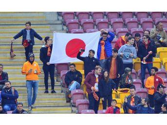 Ziraat Türkiye Kupası: Galatasaray: - Tm Akhisarspor: 1 (maç Devam Ediyor)