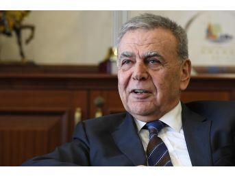"""Başkan Kocaoğlu: """"cumhurbaşkanlığı'na Aday Değilim"""""""