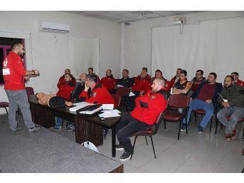 Kardoff Üyelerine Sertifikalı İlk Yardım Eğitimi